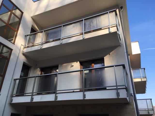 Scagliola glass vetreria torino parapetti balconi - Parapetto terrazzo ...