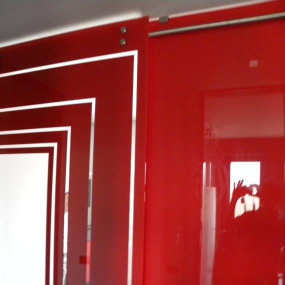 Scagliola Glass   Vetreria   Torino   Realizzazione Porte in Vetro ...