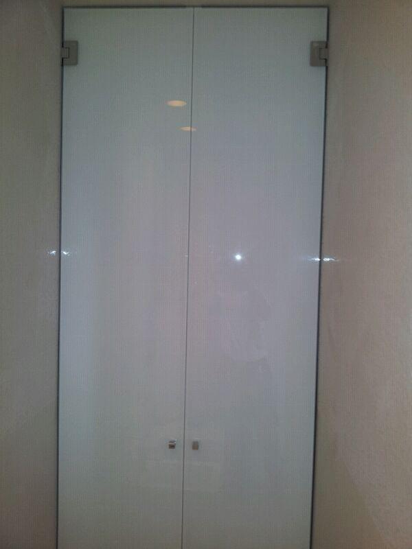 Scagliola glass vetreria torino porte per nicchie - Porte per docce ...